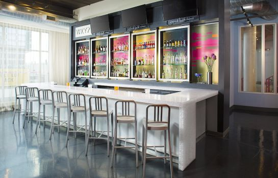 Hotel-Bar Aloft Charlotte Uptown at the EpiCentre