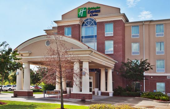 Exterior view Holiday Inn Express & Suites BATON ROUGE EAST