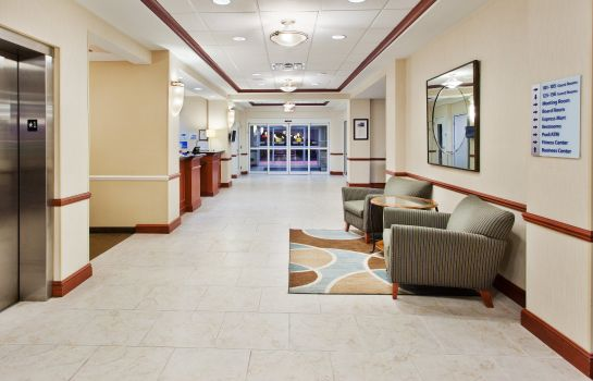Lobby Holiday Inn Express & Suites BATON ROUGE EAST