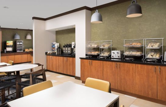 Restaurante Fairfield Inn & Suites Miami Airport South