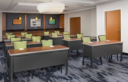Sala de reuniones Fairfield Inn & Suites Miami Airport South