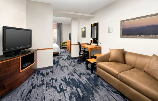 Habitación Fairfield Inn & Suites Miami Airport South