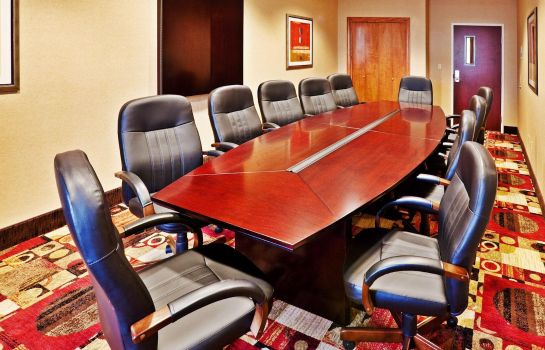 Conference room Holiday Inn Express & Suites BARTLESVILLE