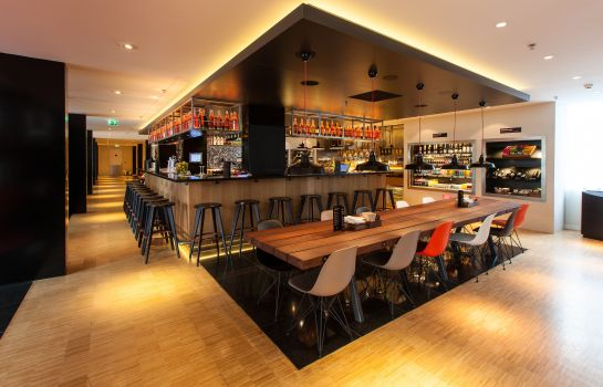 Hotel-Bar citizenM Amsterdam South
