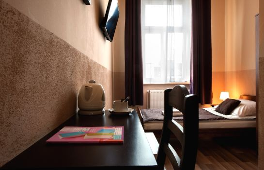 Chambre individuelle (standard) Station Aparthotel