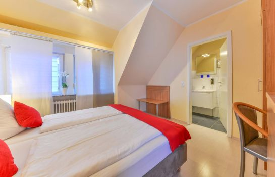 Chambre double (standard) FORSTHAUS