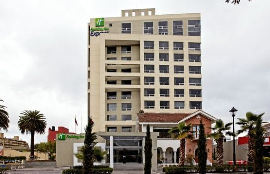 Exterior view Holiday Inn Express QUITO