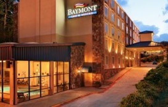 Außenansicht Baymont Inn and Suites Branson - on The Strip