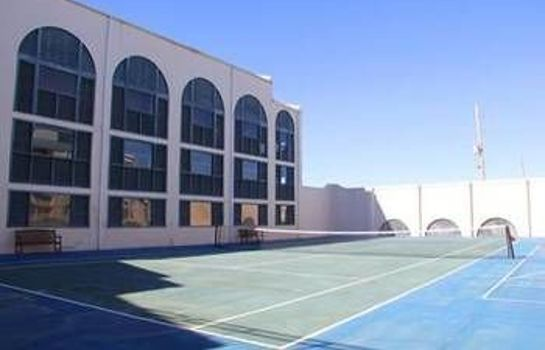 Tennis court Sugar Beach by Sugar Sands Realty