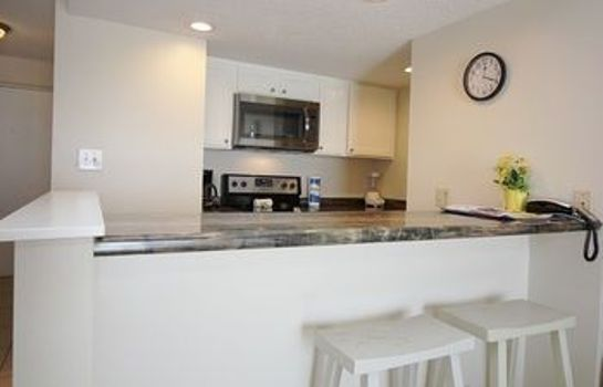 Kitchen in room Sugar Beach by Sugar Sands Realty
