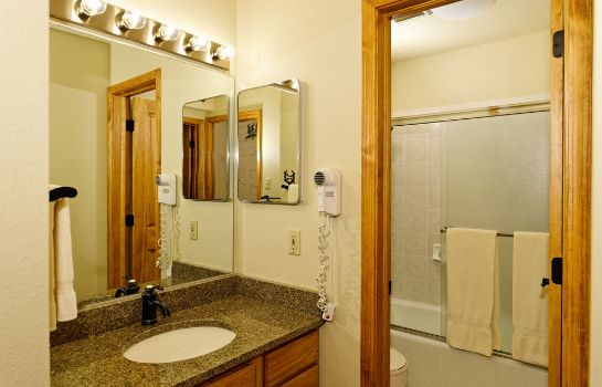 Bathroom The Crestwood Condominiums