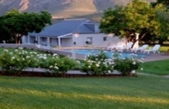 Vista exterior Swartberg Country Manor