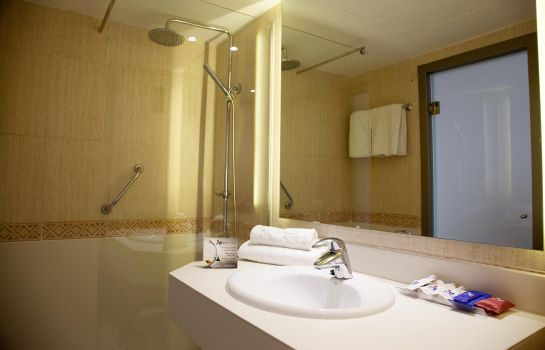 Bagno in camera Tomir Portals Suites