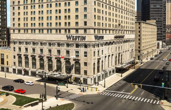 Außenansicht The Westin Book Cadillac Detroit