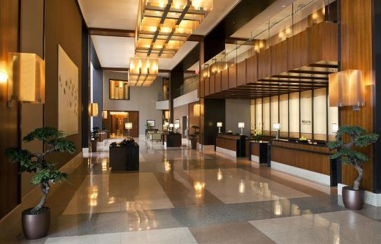 Hol hotelowy The Westin Jersey City Newport