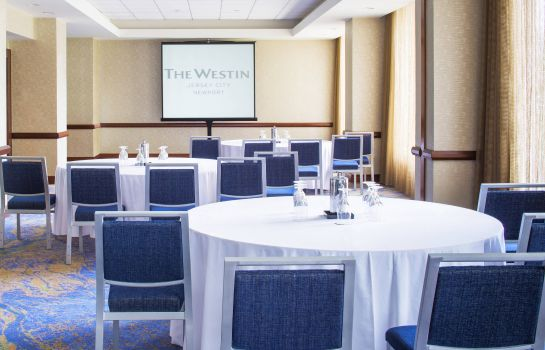 Sala konferencyjna The Westin Jersey City Newport