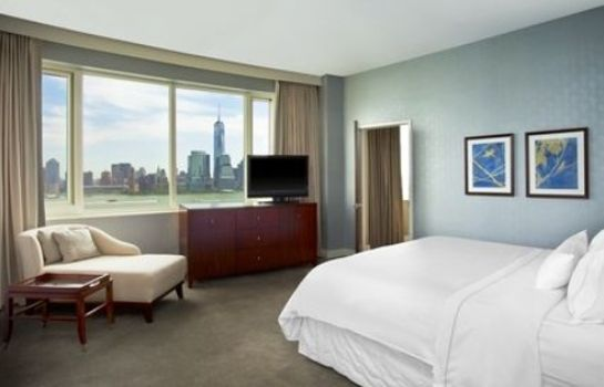 Pokój The Westin Jersey City Newport