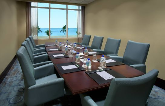Sala de reuniones The Westin Fort Lauderdale Beach Resort