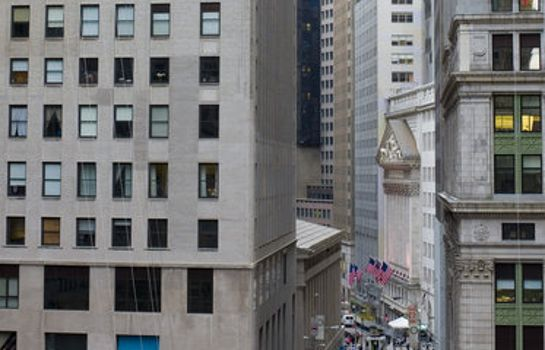 Buitenaanzicht Holiday Inn NEW YORK CITY - WALL STREET