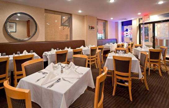 Restaurant Holiday Inn NEW YORK CITY - WALL STREET
