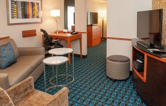 Suite Fairfield Inn & Suites Colorado Springs North/Air Force Academy