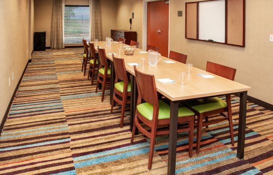 Tagungsraum Fairfield Inn & Suites Colorado Springs North/Air Force Academy