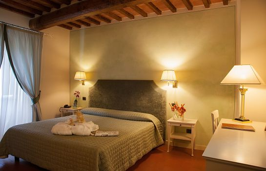 Double room (standard) Borgo Sant Ippolito Country Hotel