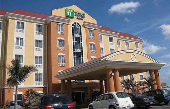 Vista esterna Holiday Inn Express & Suites ORLANDO SOUTH-DAVENPORT