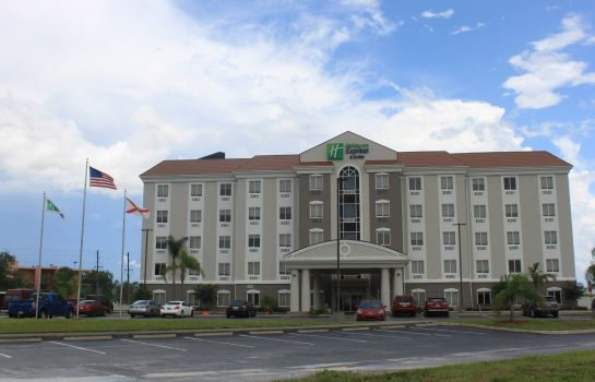 Buitenaanzicht Holiday Inn Express & Suites ORLANDO SOUTH-DAVENPORT