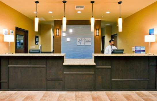 Hotelhalle Holiday Inn Express CRYSTAL RIVER