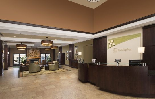 Hotelhalle Holiday Inn & Suites DENVER AIRPORT