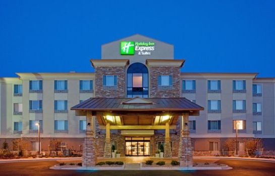 Außenansicht Holiday Inn Express & Suites DENVER AIRPORT