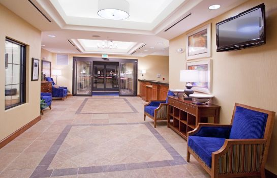 Hotelhalle Holiday Inn Express & Suites DENVER AIRPORT