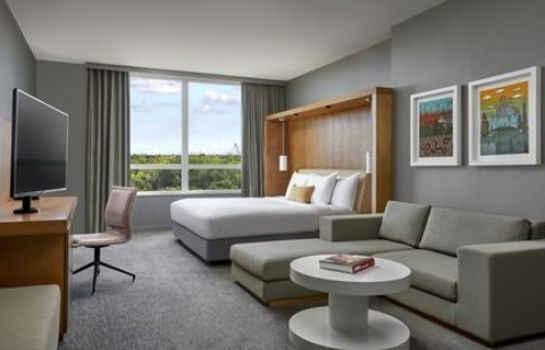 Zimmer Loews Chicago O Hare Hotel