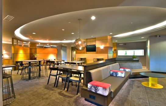 Hotelhalle SpringHill Suites Louisville Airport