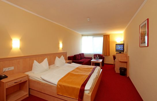 Chambre double (standard) Sporthotel & Sportcenter