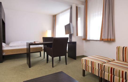 Junior Suite City Hotel Dresden Radebeul