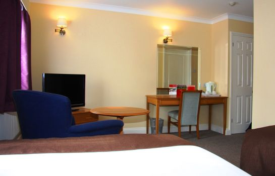 Double room (standard) Thurrock Hotel
