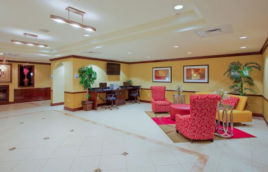 Hotel-Bar Holiday Inn Express & Suites PENSACOLA WEST-NAVY BASE