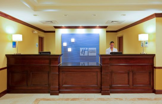 Hotelhalle Holiday Inn Express & Suites PENSACOLA WEST-NAVY BASE
