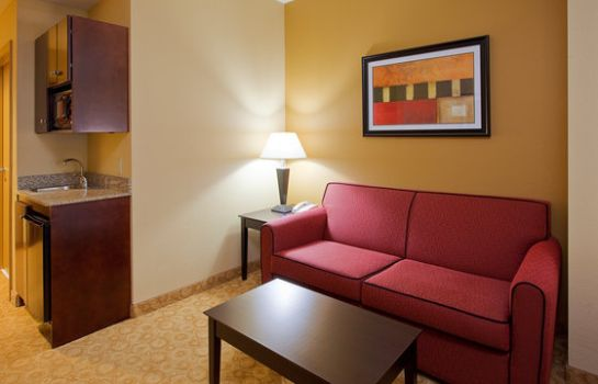 Zimmer Holiday Inn Express & Suites PENSACOLA WEST-NAVY BASE