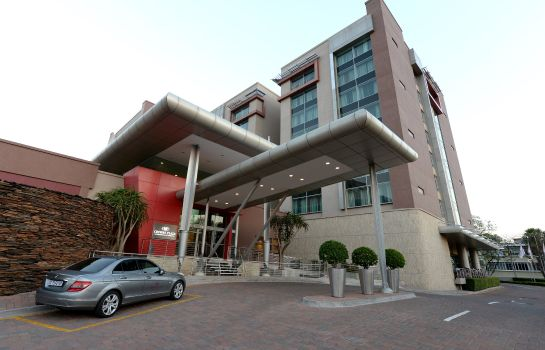 Exterior view Crowne Plaza JOHANNESBURG - THE ROSEBANK
