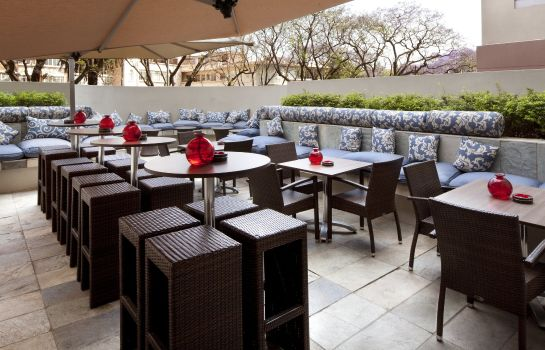 Hotel bar Crowne Plaza JOHANNESBURG - THE ROSEBANK