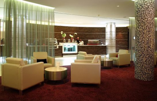 Lobby Crowne Plaza JOHANNESBURG - THE ROSEBANK