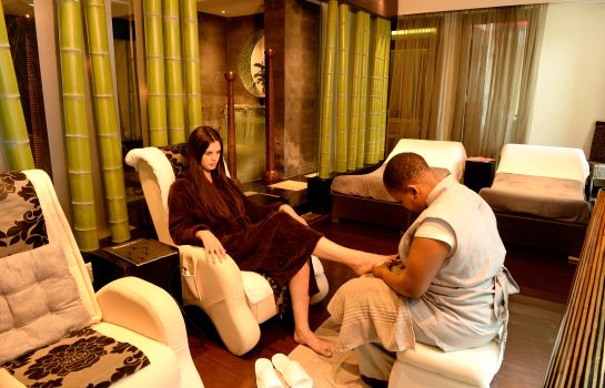 Beauty parlor Crowne Plaza JOHANNESBURG - THE ROSEBANK