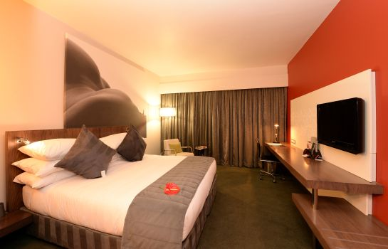 Double room (superior) Crowne Plaza JOHANNESBURG - THE ROSEBANK
