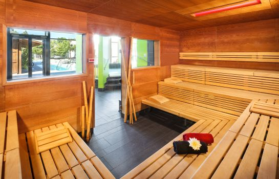 Sauna Linsberg Asia Hotel & Spa - adults only