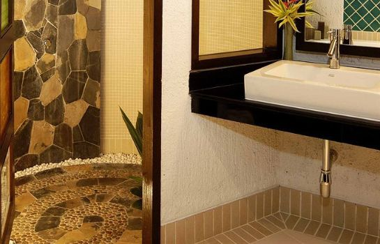 Bagno in camera Peace Laguna Resort & Spa