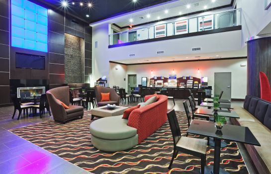 Hotelhalle Holiday Inn Express & Suites NORTH DALLAS AT PRESTON