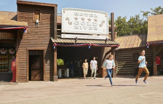 Widok zewnętrzny PortAventura Hotel Gold River - Theme Park Tickets Included